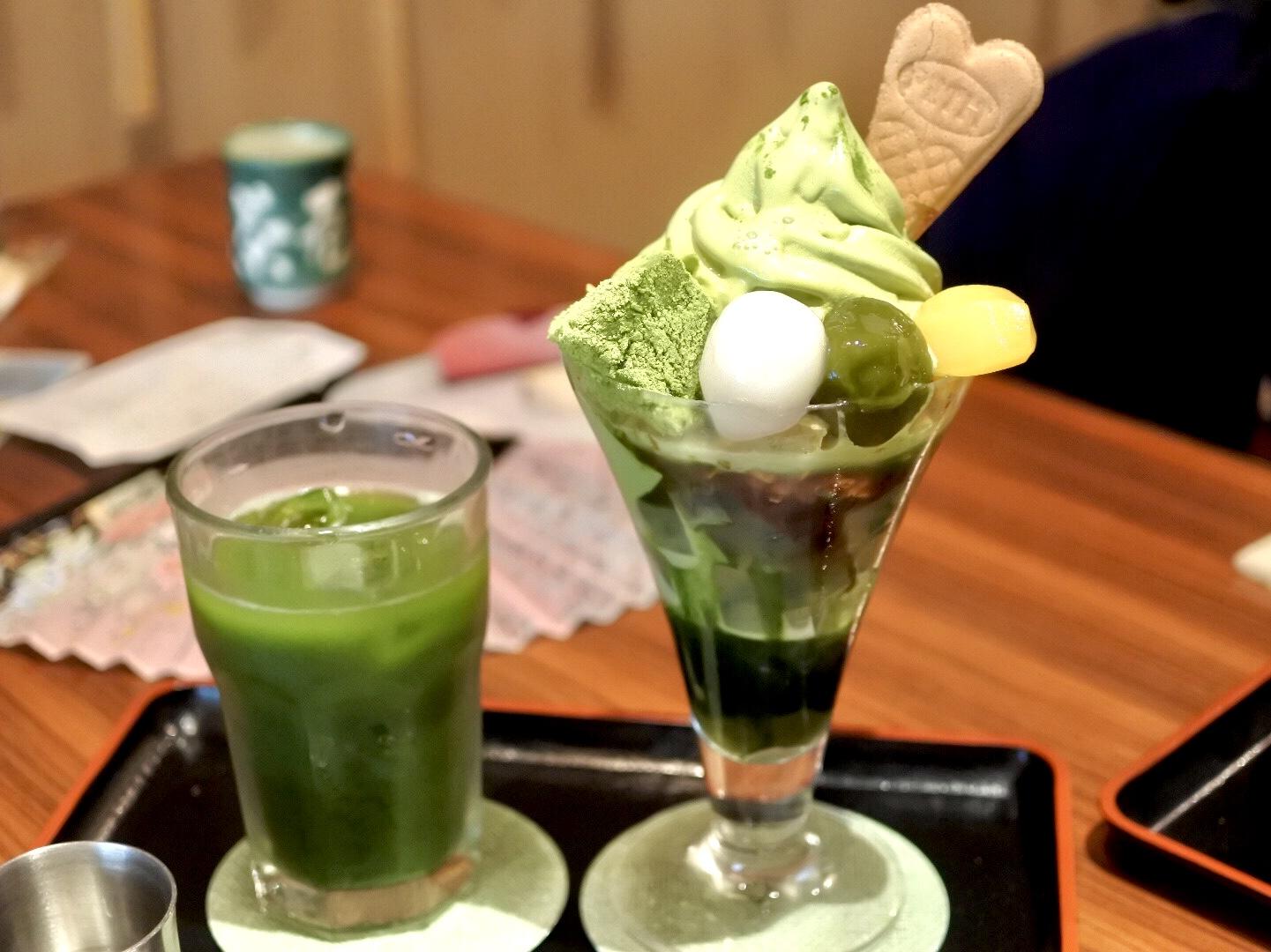 関東で唯一の店舗!文の助茶屋・新横浜店で抹茶づくしの京甘味をいただく!