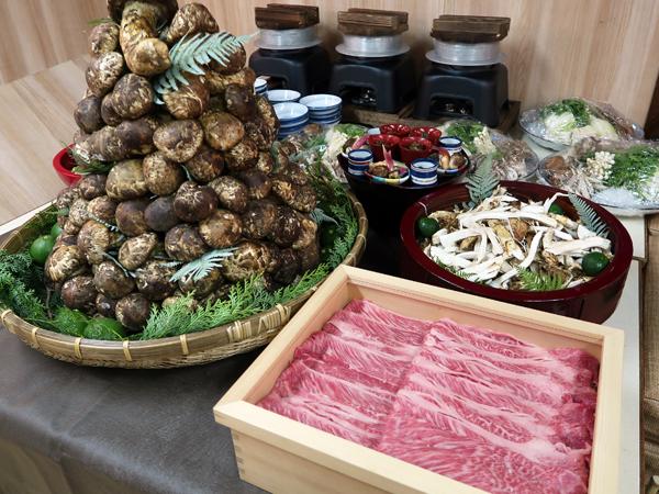 【編集部ブログ<大阪>】松茸と黒毛和牛が食べ放題!!超豪華な屋形船クルーズを体験!