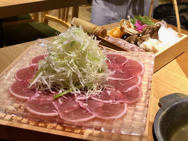 【女子会におすすめ】銀座でお得にお刺身、天ぷら、鴨しゃぶが味わえるお店