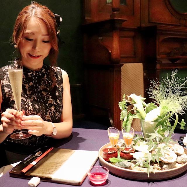 【記念日ディナーならここ】お料理もお酒も接客も一流の素敵なレストラン♡