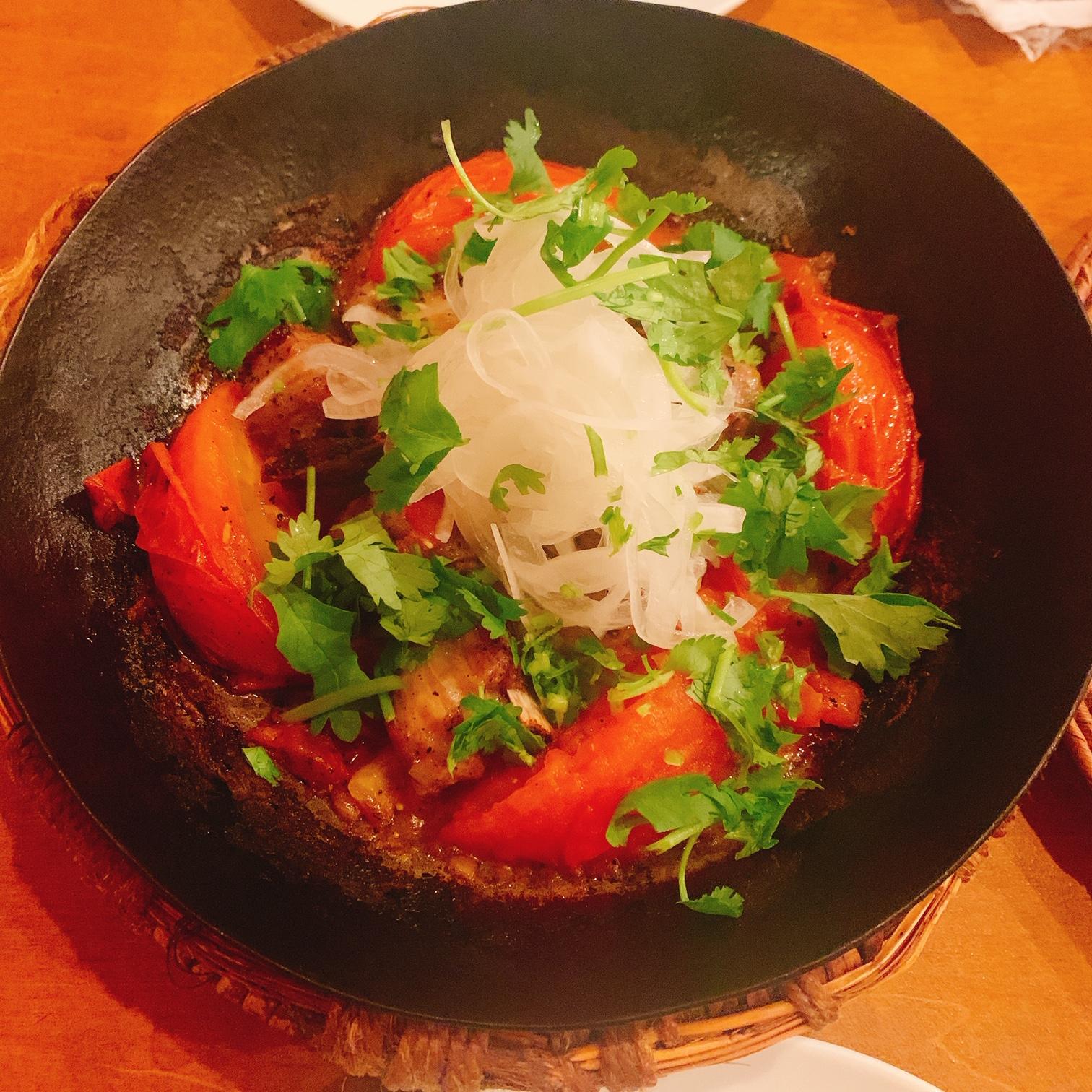 孤独のグルメ【キャラヴァンサライ包】アフガニスタン料理