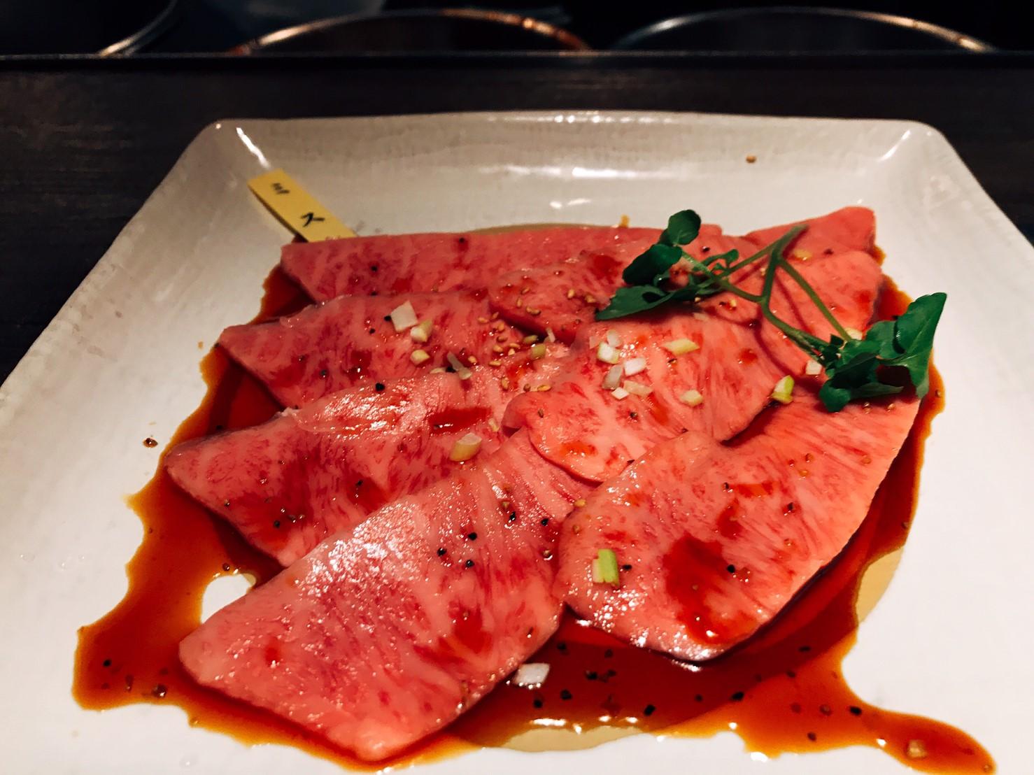 【名古屋久屋】李昇でお誕生日&記念日焼肉ディナー