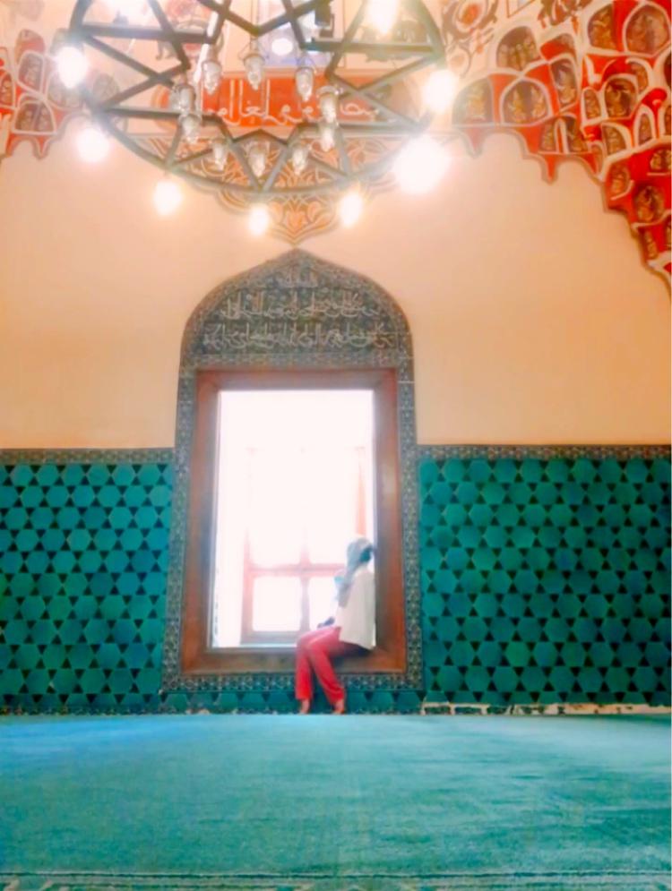 BURSAのモスク【トルコ出張】