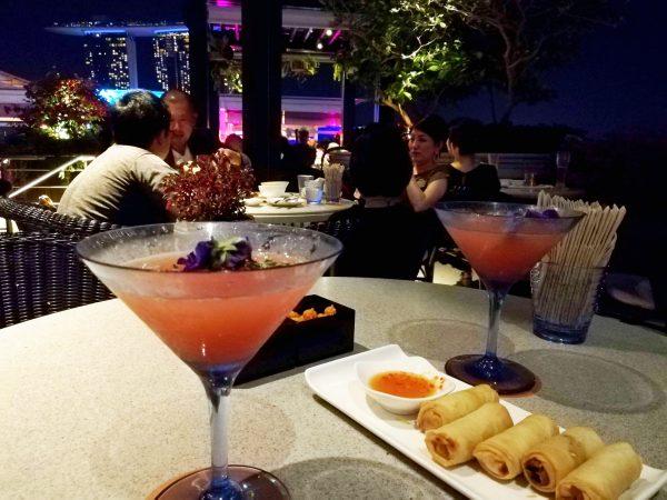 夜景が綺麗!シンガポールのバーはここ【ランタン】へ