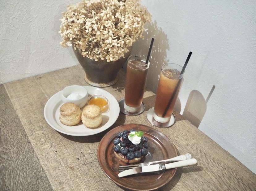【横浜】白楽の古民家カフェ『cafe douce』