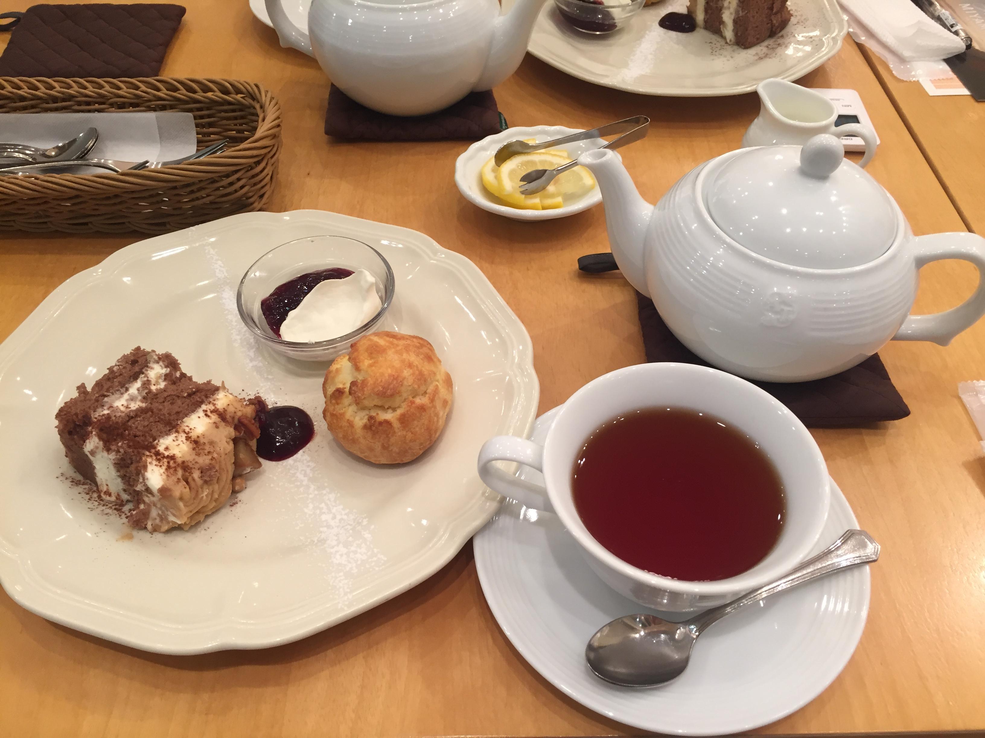 Afternoon Tea♡ワークショップで学ぶおいしい紅茶の淹れ方♪