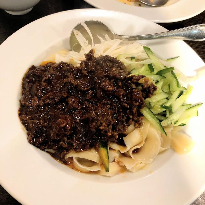 刀削麺好きさんにすすめたい!中国厨房C-MEN-HAN@渋谷
