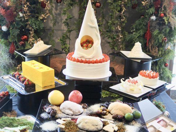 クリスマスが始まる!パレスホテル東京のクリスマスケーキ&ブレッド試食会
