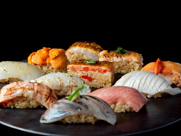 """「氷結熟成」寿司が食べられる、""""未来の寿司レストラン""""が二子玉川にオープン!"""