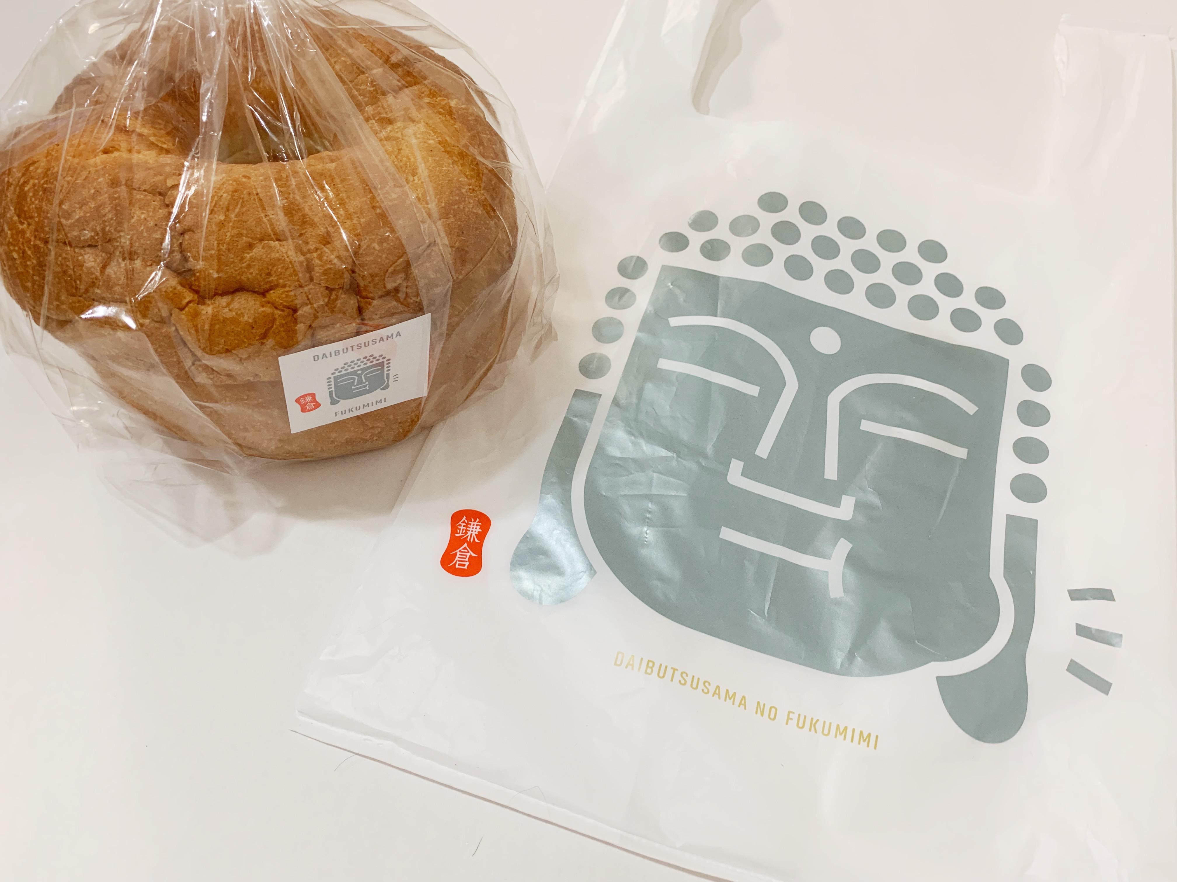 インパクト大!高級生食パン「大仏さまの福みみ食パン」って知ってる?