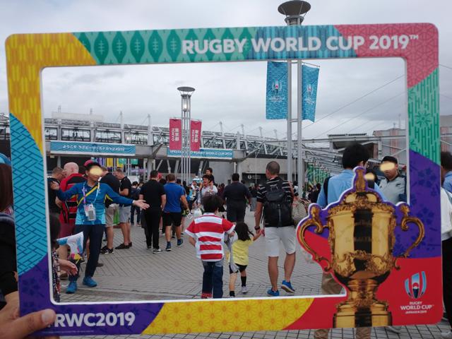 奇跡的にチケットが取れた! 「ラグビーワールドカップ2019」観戦レポ【前編】