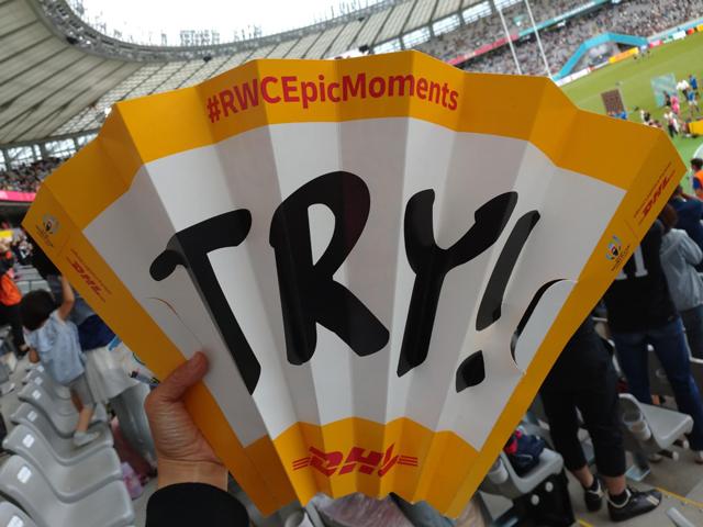 涙腺ゆるみっぱなし! 「ラグビーワールドカップ2019」観戦レポ【後編】