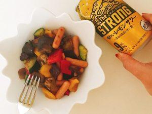 コンビニ冷凍野菜で作る! 簡単すぎる低カロリーおつまみ3選