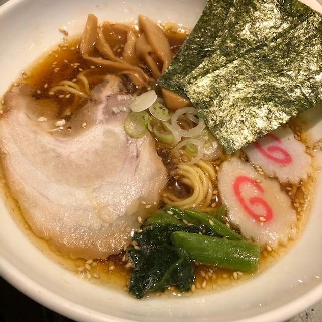 【ラーメン道その26】新しいカフェ?!渋谷のらーめんと甘味処~九月堂~