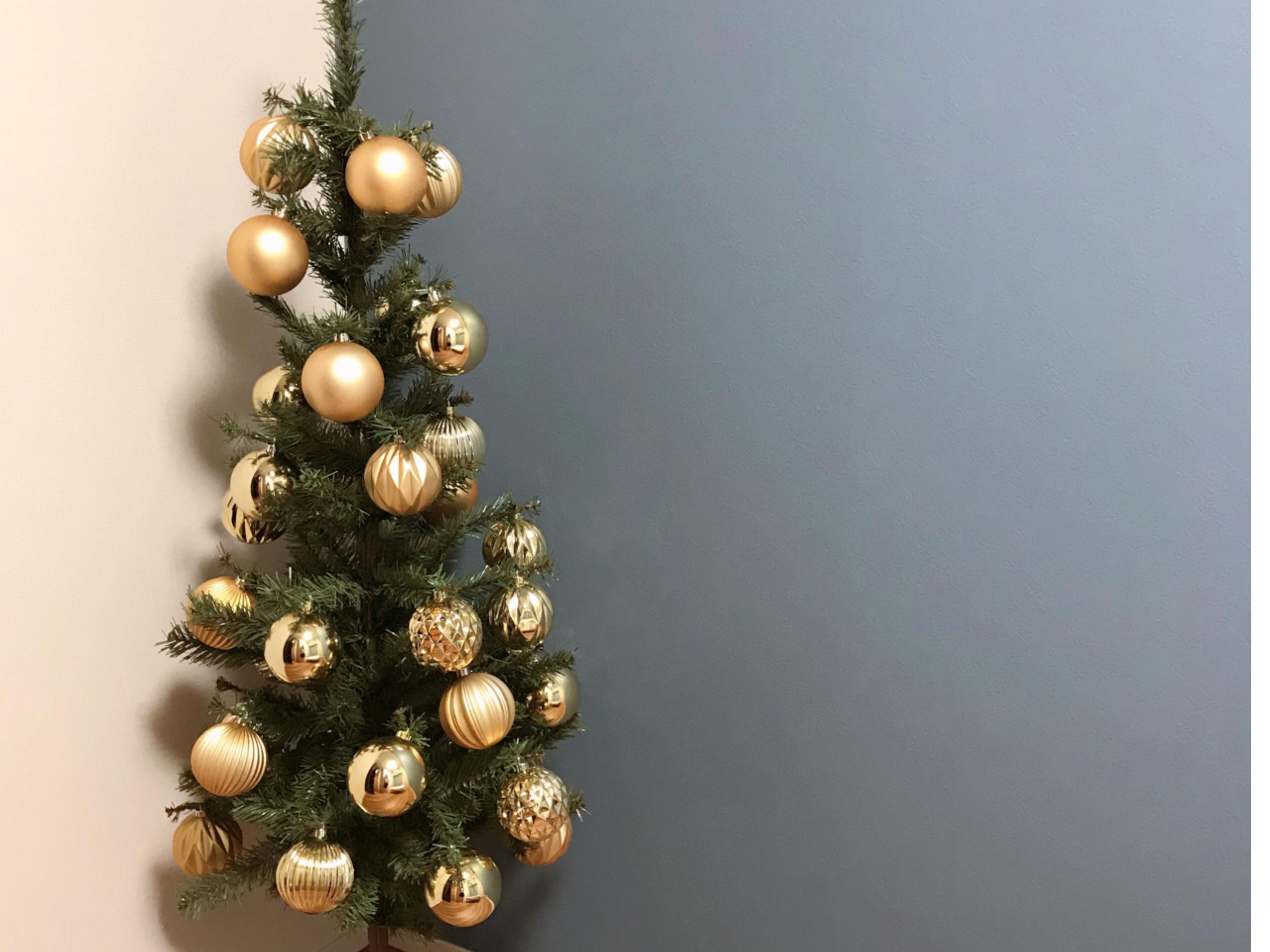 IKEAのクリスマスツリーが安くてかわいい!