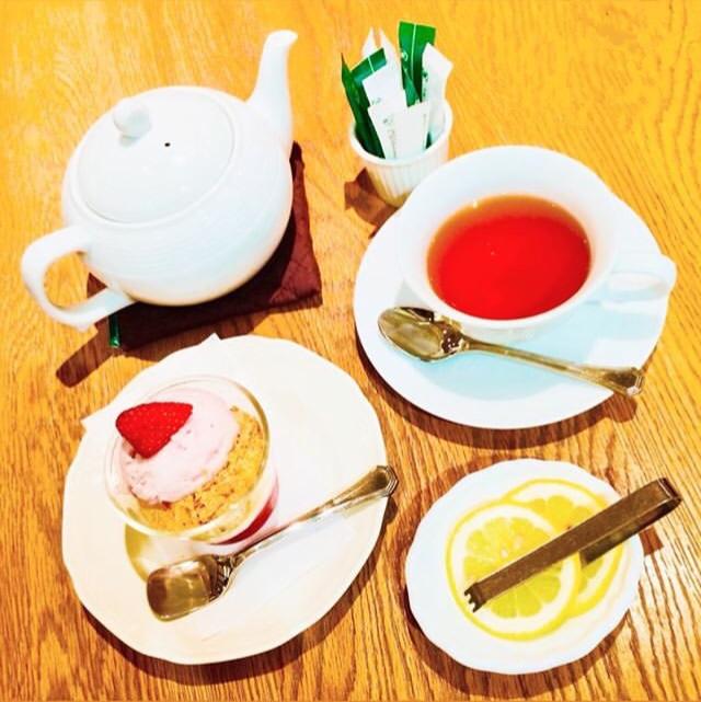【1杯111円!】11/1はAfternoonteaでお得にお茶しましょ♡