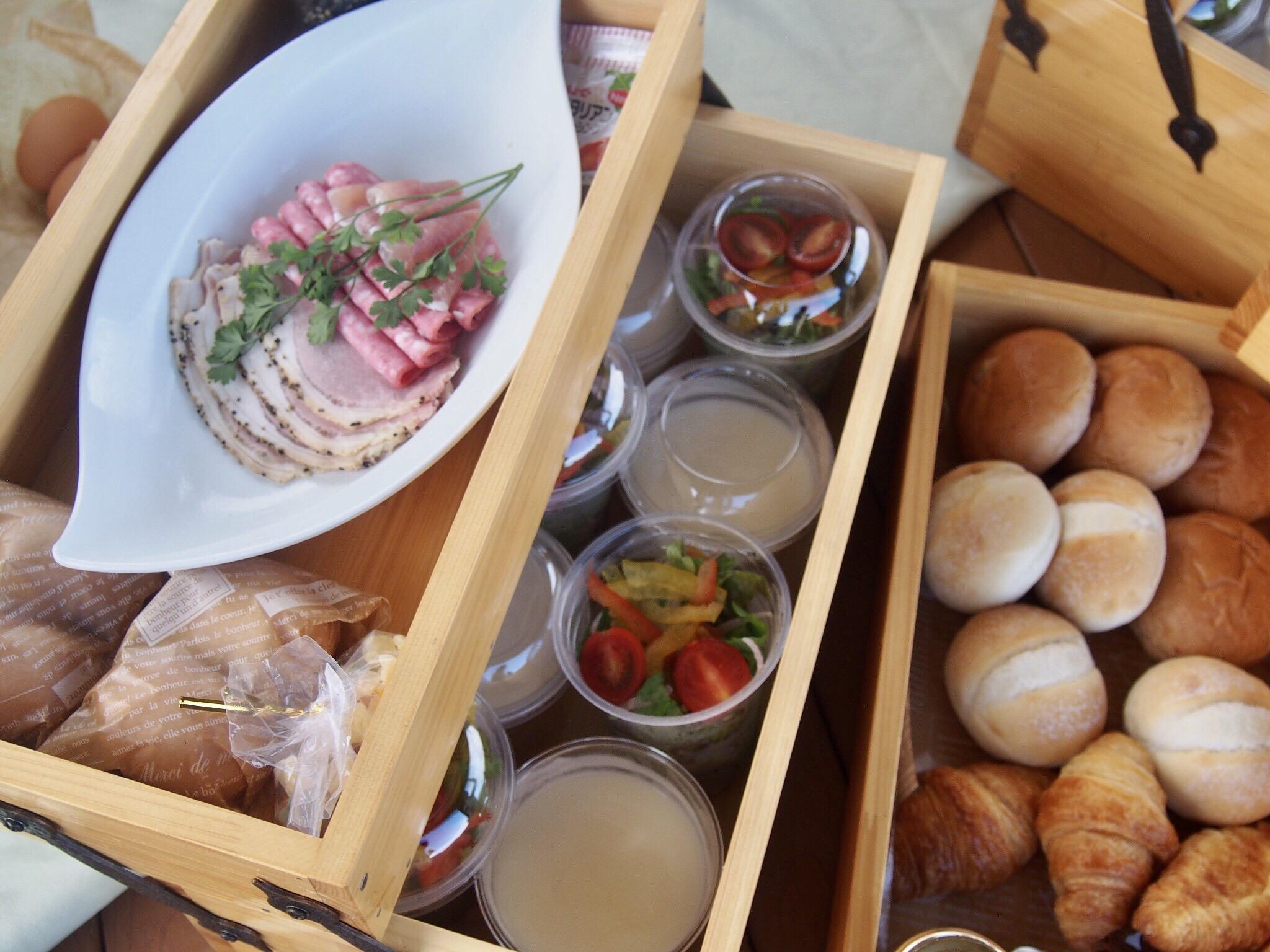 絶景!妙義山とラグジュアリーな朝食で素敵な1日のはじまりを