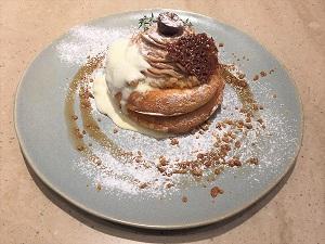 パンケーキにフレンチトースト…この秋絶対食べたい、映えるモンブランスイーツ3選