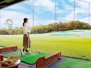 【横浜】今月の非日常「ハンズ ゴルフ クラブ」