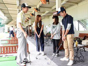 スポーツの秋にぴったり!未経験から楽しむゴルフスクール【体験レポート】