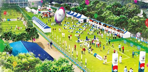 【ラグビーW杯】大阪・神戸で開催中 ファンゾーンで盛り上がろう