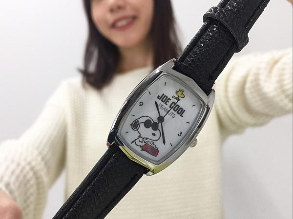 セブンでしか買えない! 「ステディ.」12月号はスヌーピーの腕時計付き