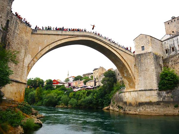 【クロアチア旅行④】隣国 ボスニア・ヘルツゴビナ日帰り観光