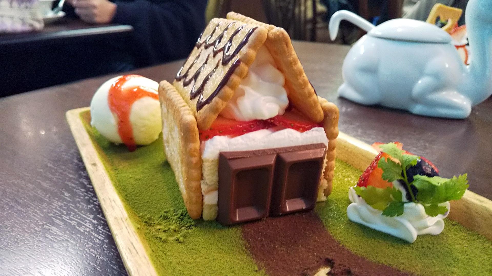 -御伽の中の世界へ-  メルヘンカフェ in 神戸
