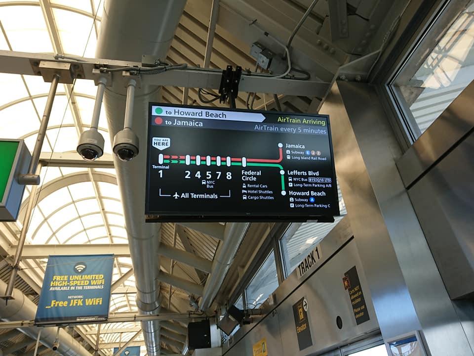 NY旅★ガイドブックには載ってないJFK空港から市内までの行き方