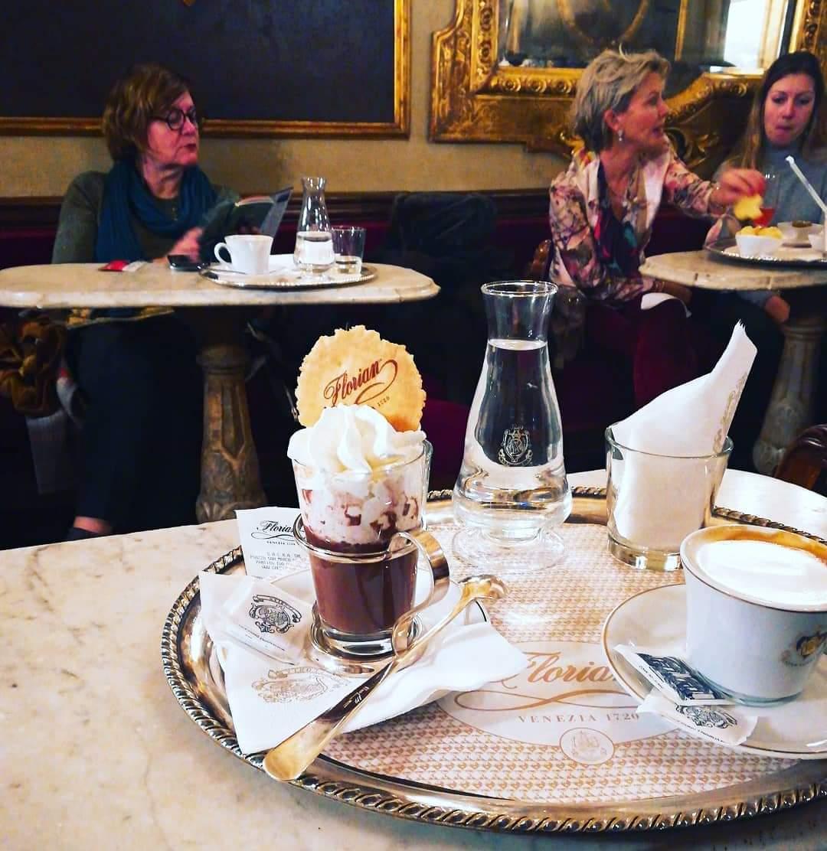 ヨーロッパ最古のカフェ