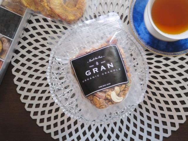 朝食にもおやつにもおすすめ★優しい甘さのオーガニックグラノーラ