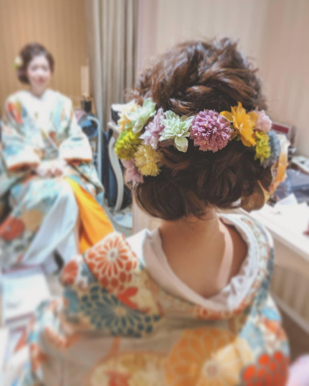 名古屋で和装前撮り