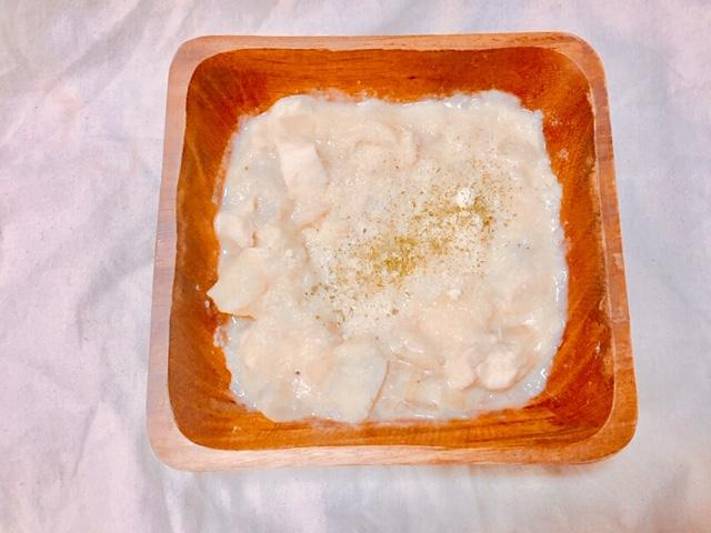 【超簡単レシピ】美容にも健康にも最高な里芋クリーミースープ