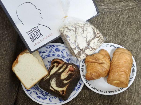 パリ2つ星シェフ・ティエリーマルクスのパンが渋谷スクランブルスクエアに