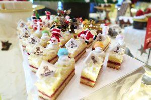 【セント レジス ホテル 大阪】12/31(火)までデザートブッフェ「クリスマスマーケット」