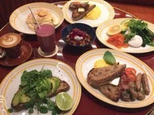 〝世界一の卵料理〟も登場! 「bills 大阪限定ブレックファストコース」がスタート