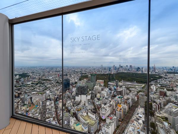 行列必至!? 日本最大級の屋上展望台「SHIBUYA SKY(渋谷スカイ)」をチェック