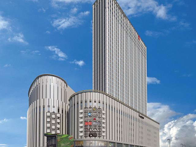 【梅田・ヨドバシ梅田タワー】11/16(土)オープン LINKS UMEDA