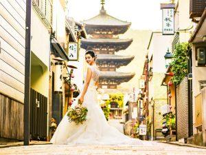 歴史情緒あふれる魅力いっぱいの結婚式♪今人気の結婚式場エリアとは?