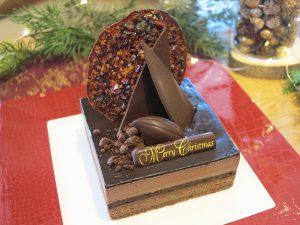 横浜発チョコ専門店「バニラビーンズ」の大人なクリスマスケーキ
