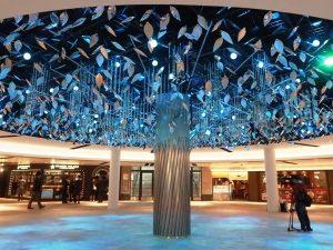 12/5(木)「泉の広場」リニューアルオープン!個性豊かな35店舗が出店。バル街「NOMOKA」も