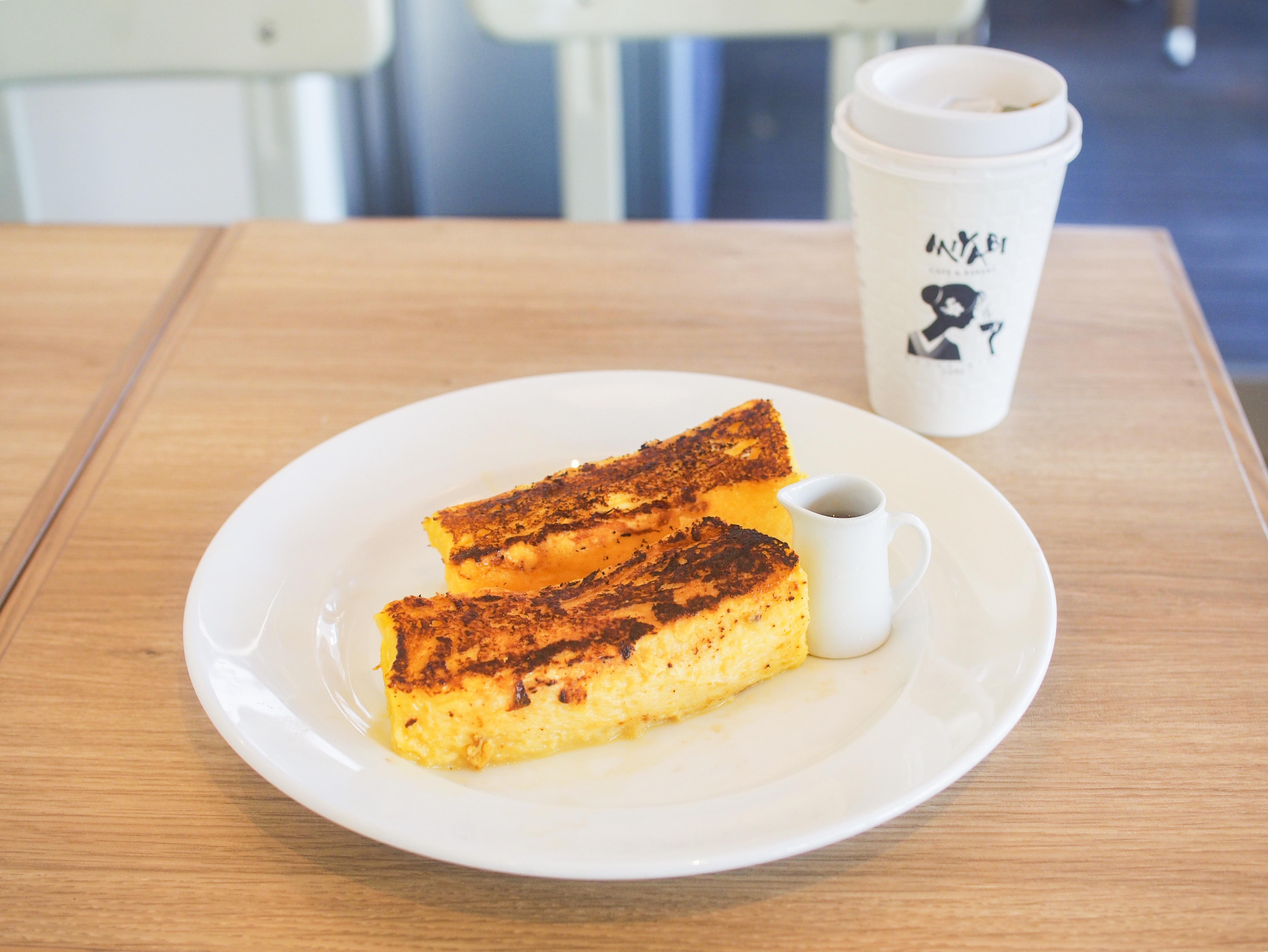 【神谷町】1日20食限定!至極のフレンチトーストを食べてみた