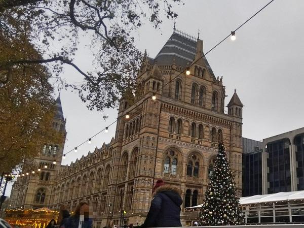 クリスマスシーズンが素敵☆ロンドン一人旅 ミュージアム巡り