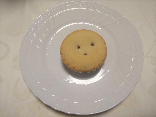 クリスマスは、ミンスパイでティータイム♪