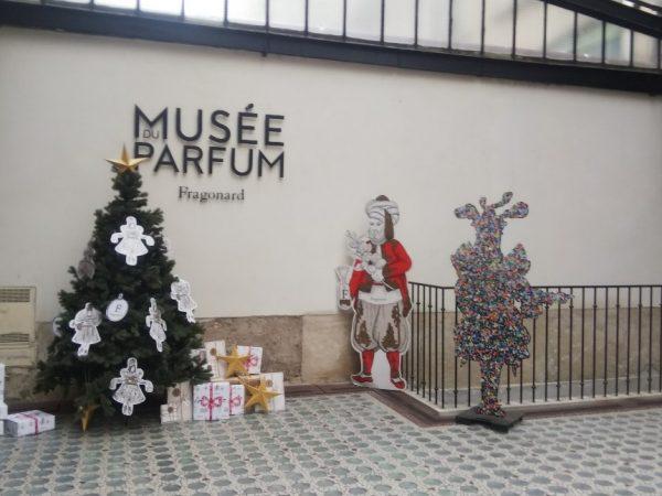 パリのおすすめ、エレガントな香水博物館♪
