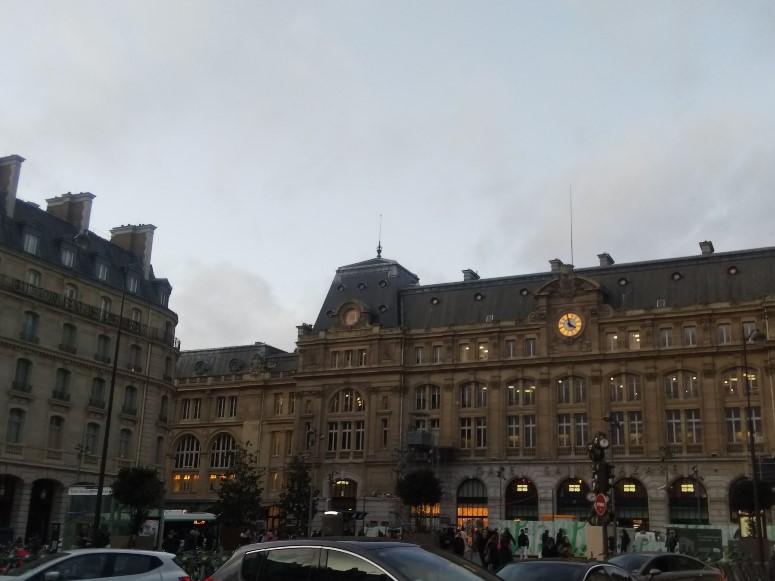 初めてのパリ、一人旅の思い出♪