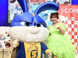 映画「ペット」スペシャルイベントがUSJで開催!ゲストにりんごちゃんが登場