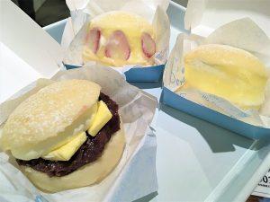 「生クリームバーガー」とは!? 大阪で大人気の「グッドモーニングテーブル」が関東初進出!