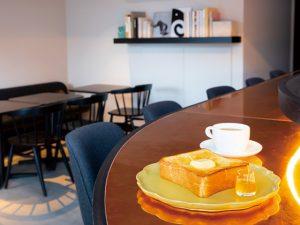 昭和の喫茶店定番メニューをモダンにアレンジしたクリエーティブなカフェ ZOU cafe