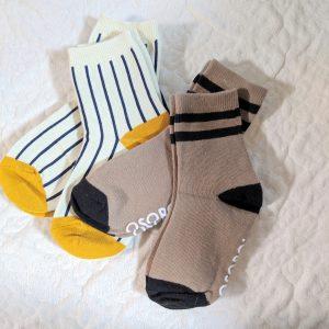 【キャンドゥ】100円でかわいい子ども靴下が買える!?